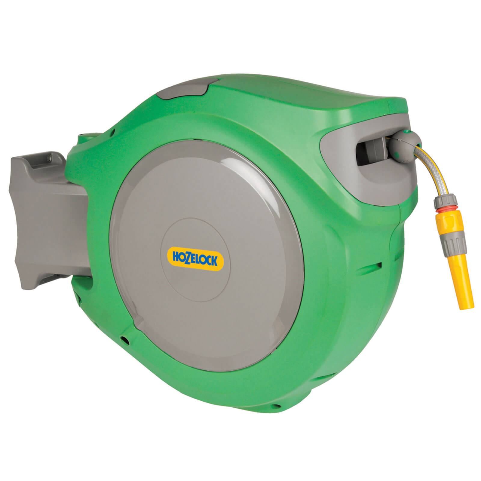 Hozelock 30 Metre Auto Hose Reel with 30 Metre Hose Pipe 12.5mm (1/2