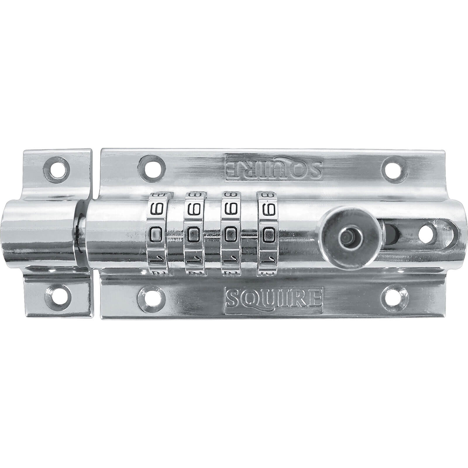 Henry Squire Combi 2 Locking Bolt 125mm Chrome