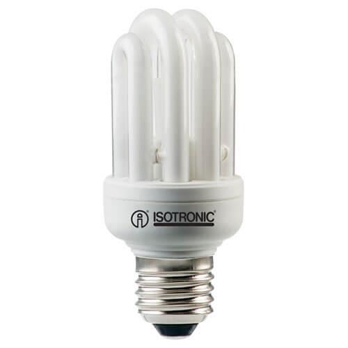 Image of Isotronic E27 Activ Air Fresh Energy Saving Lamp 11w