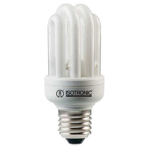 Image of Isotronic E27 Activ Air Fresh Energy Saving Lamp 20w