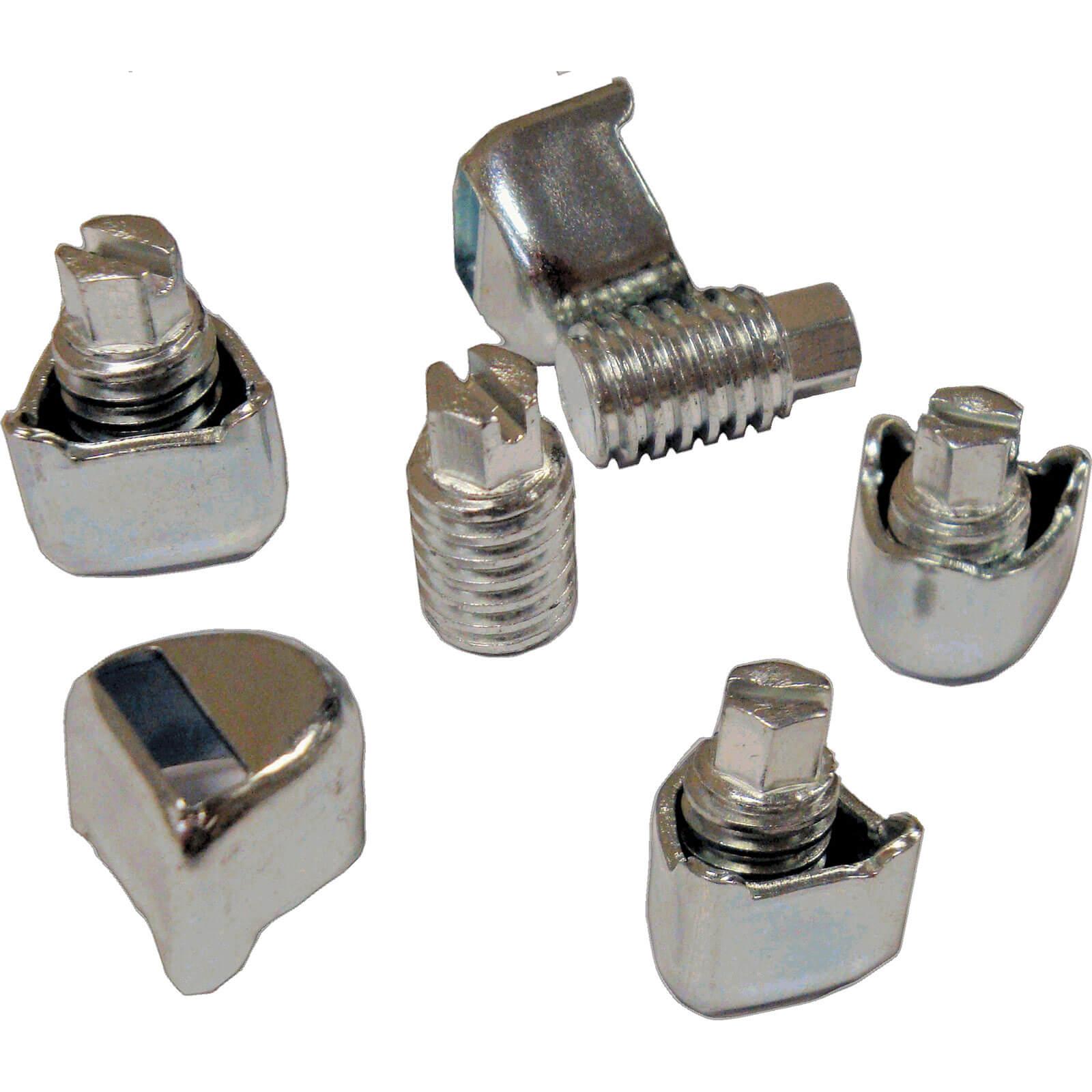 Jubilee Multiband Housing / Screws 11mm 100 Sets Pack