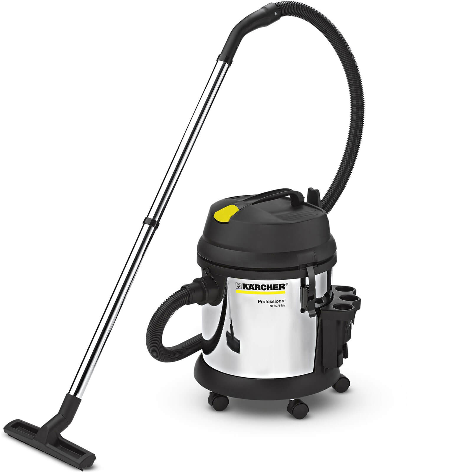 Karcher NT 27/1 ME Metal Wet & Dry Commercial Vacuum Cleaner 27 Litre Tank 1380w 240v