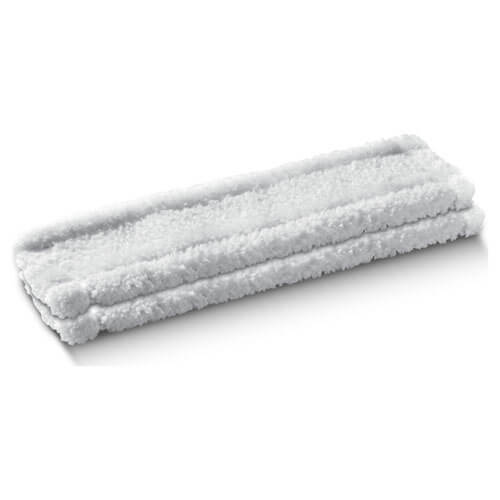 Karcher Replacement Microfibre Pads Pack of 2 for Karcher Window Vacs