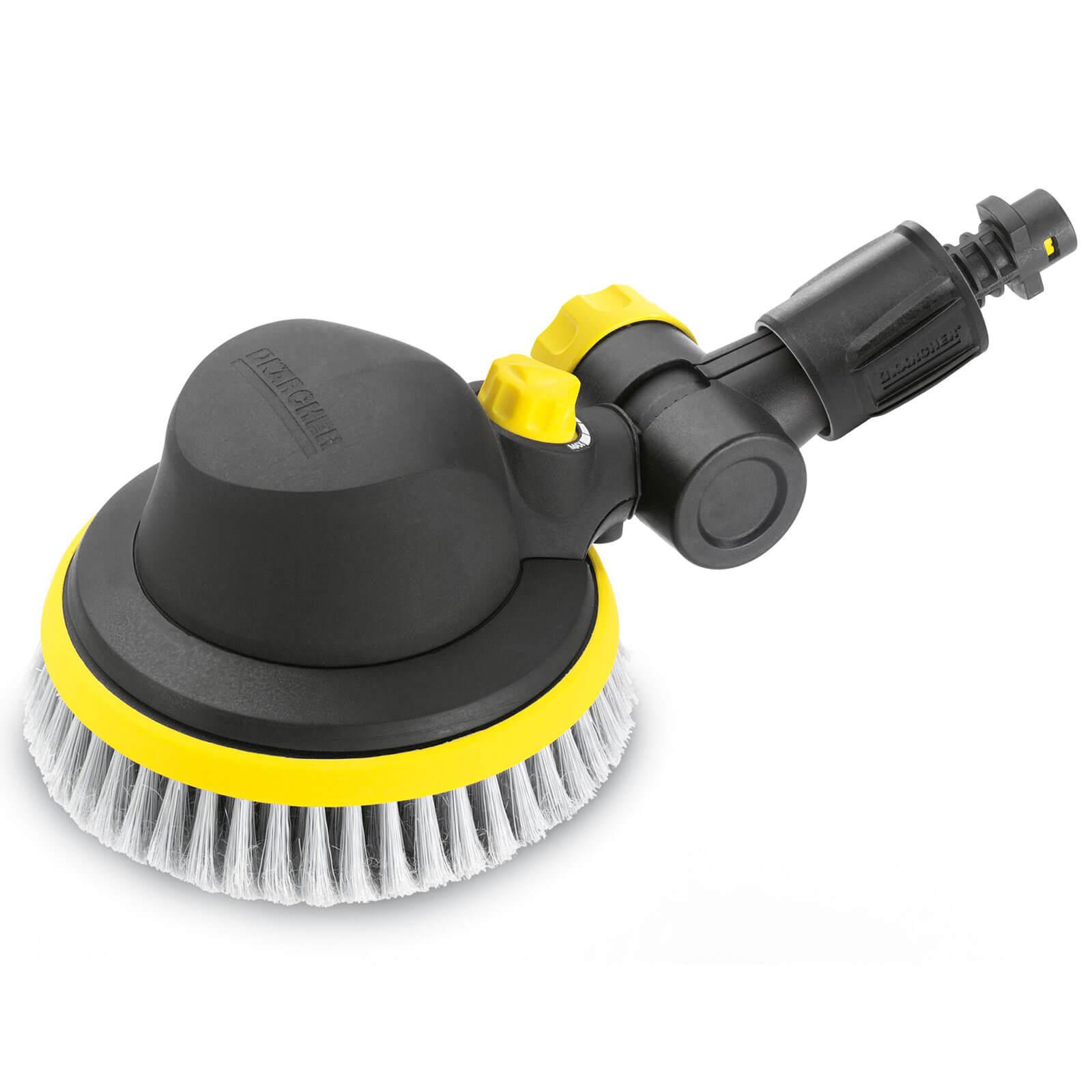 Karcher Adjustable Rotary Wash Brush For K2 - K7 Pressure Washers