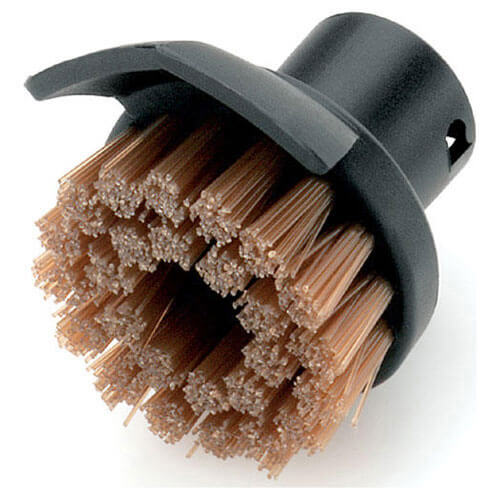 Karcher Round Brush with Scraper for SC Steam Cleaners