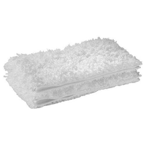 Karcher Pack of 2 Floor Tool Microfibre Cloths for SC, DE 4002 & SG 4/4 Steam Cleaners