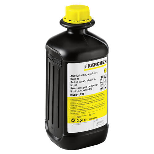 Karcher RM81 Vehicle Cleaning Detergent 2.5 Ltr For Pressure Washers