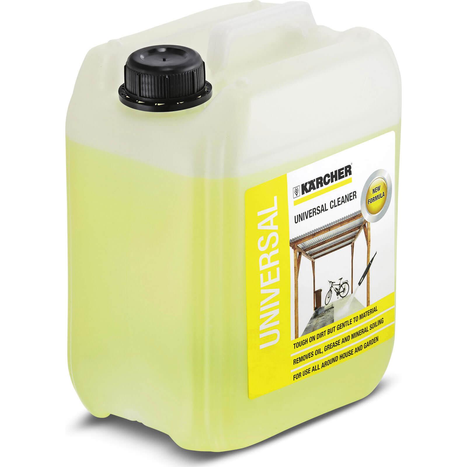 Karcher RM 555 Universal Cleaner Detergent 5 Litres