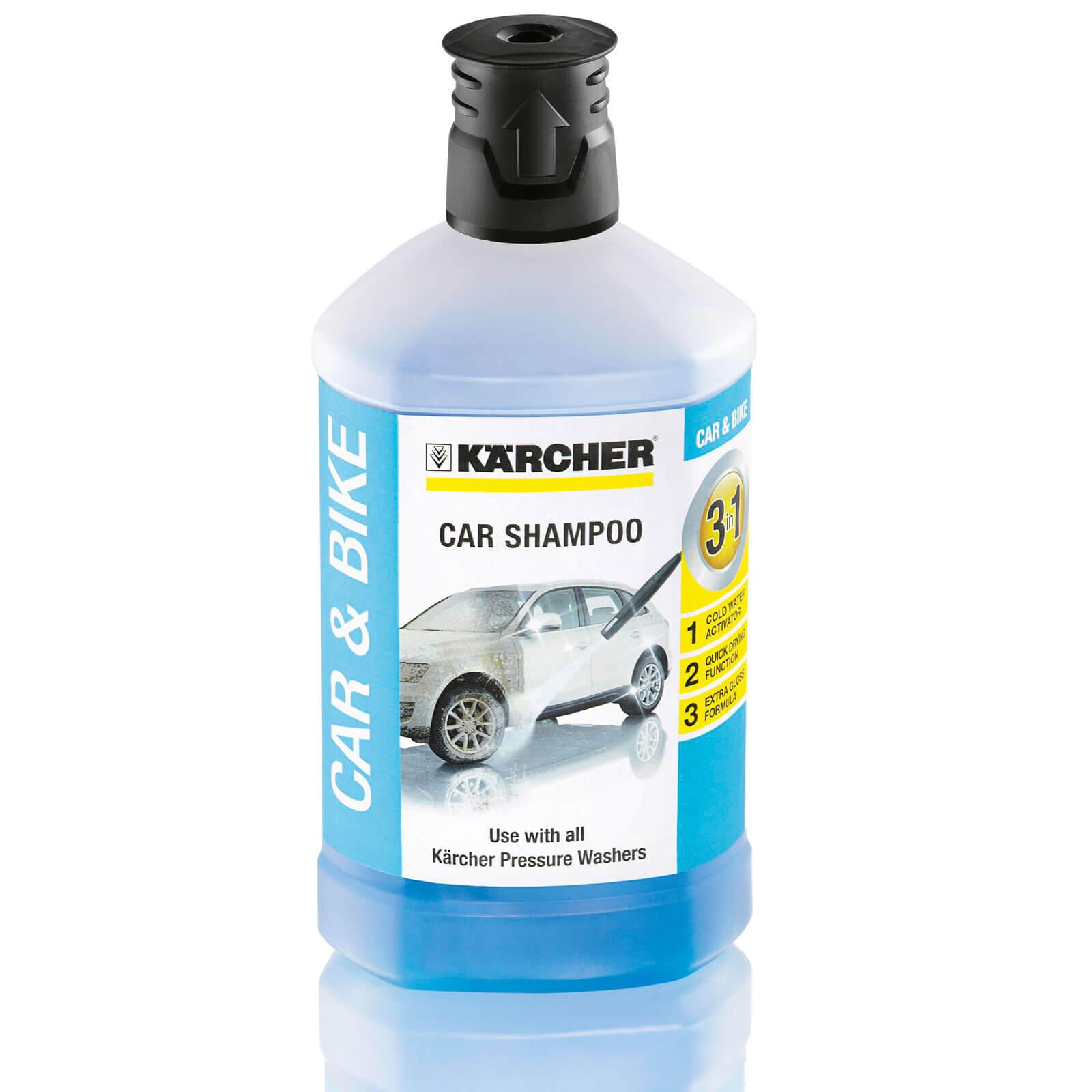 Karcher Mild Alkaline Foam Car Shampoo 1 Litre