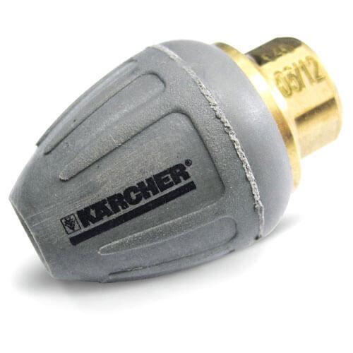 Karcher 30mm Drain Cleaning Nozzle for HD, HDS & Xpert Pressure Washers