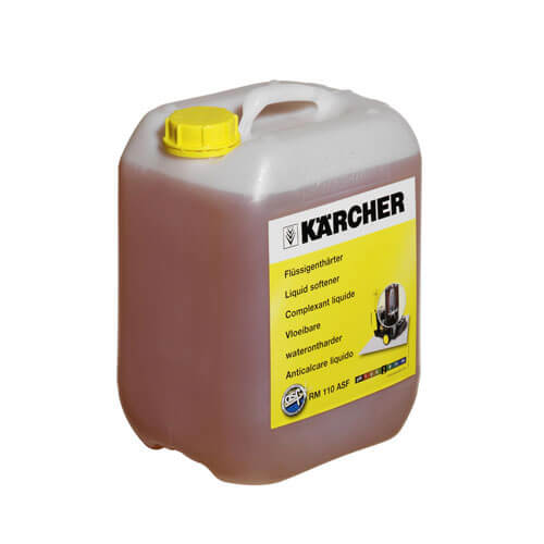 Karcher RM 110 Limescale Inhibitor 5 Litres for Hot Water Pressure Washers