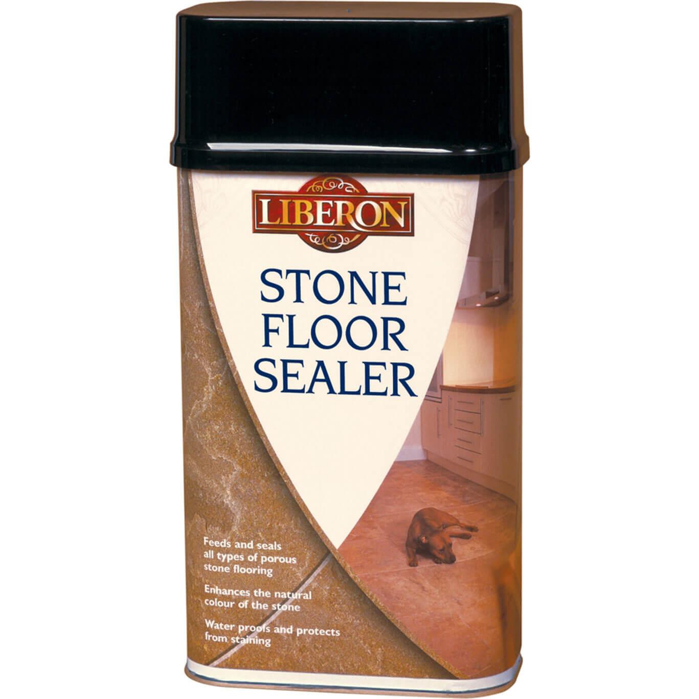 Liberon Stone Floor Sealer 1 Litre
