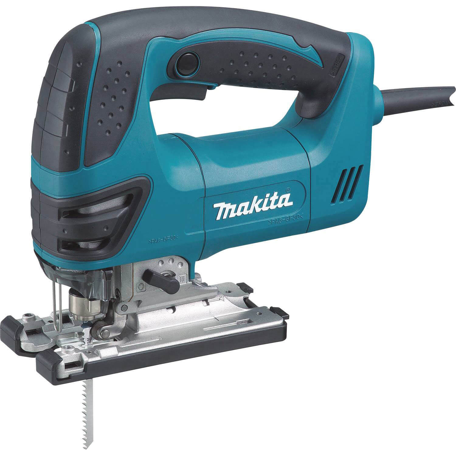 Makita 4350FCT Orbital Jigsaw with Job Light 720w 110v