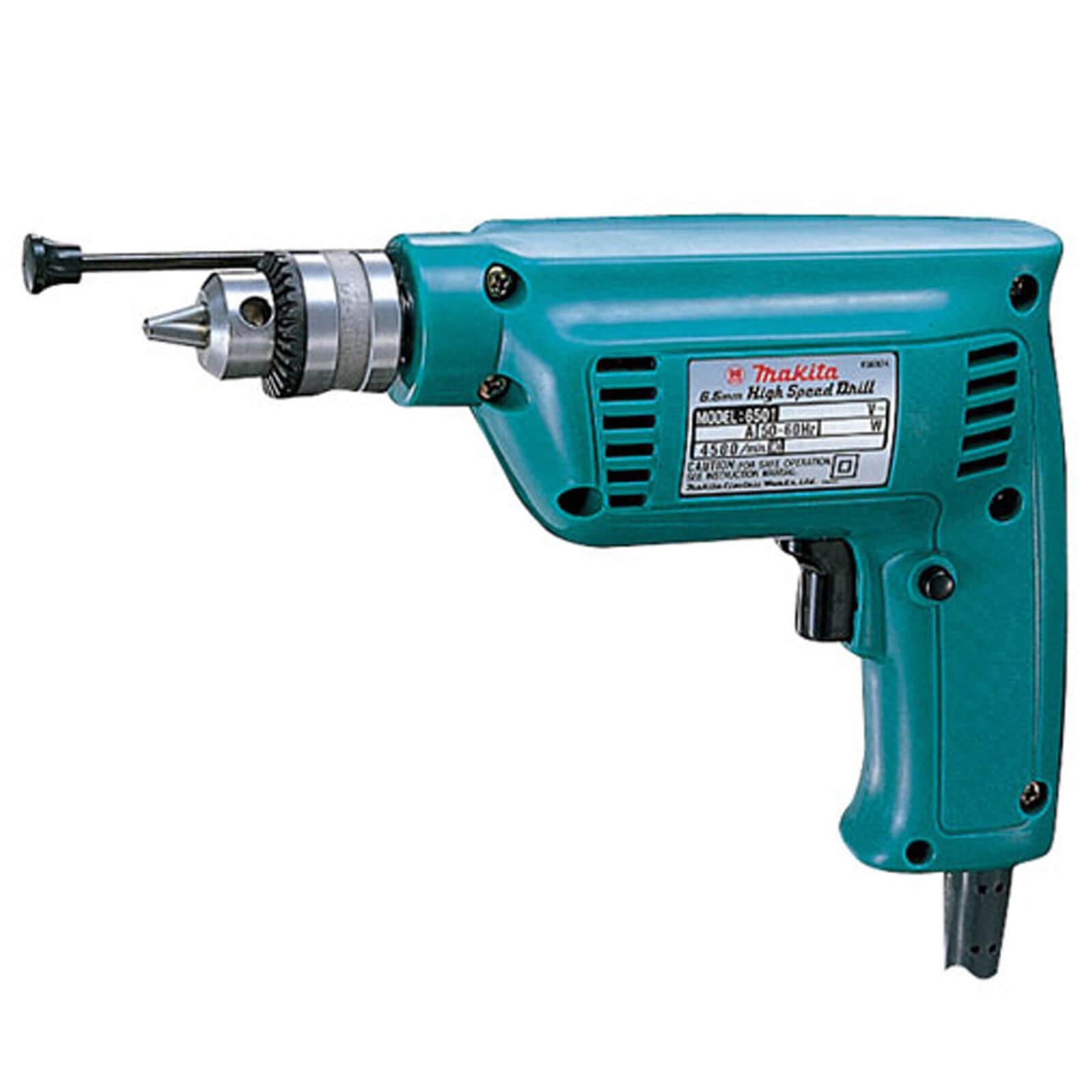 Makita 6501 Rotary High Speed Drill 230w 110v