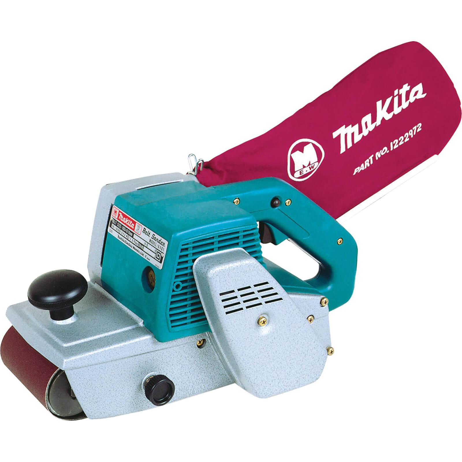 Image of Makita 9401 Belt Sander 100mm Belt Width 1040w 240v