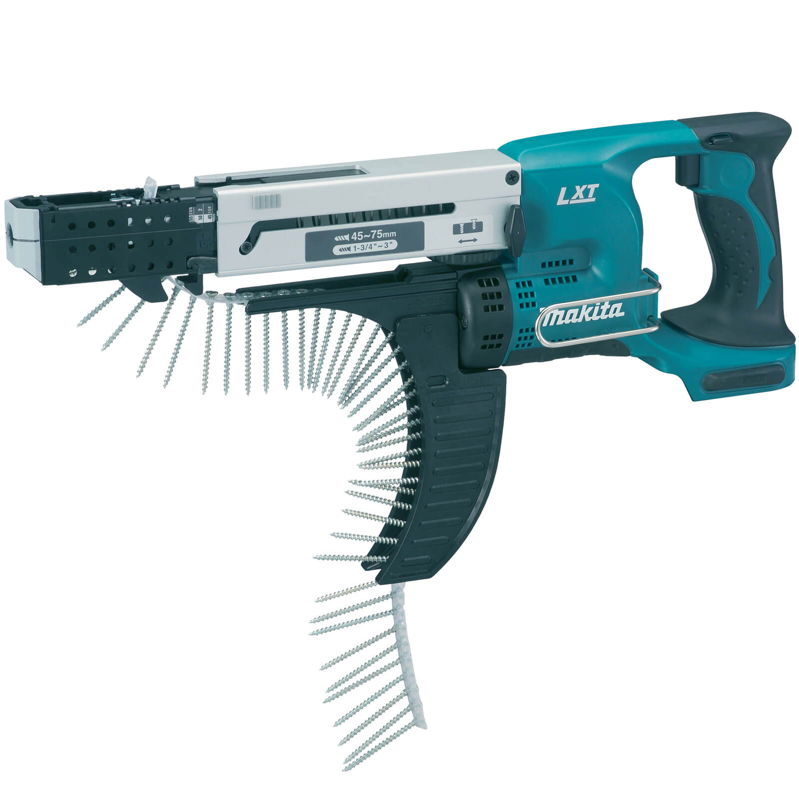 Makita BFR750Z 18v Cordless Auto Feed Screwdriver without Battery Or Charger