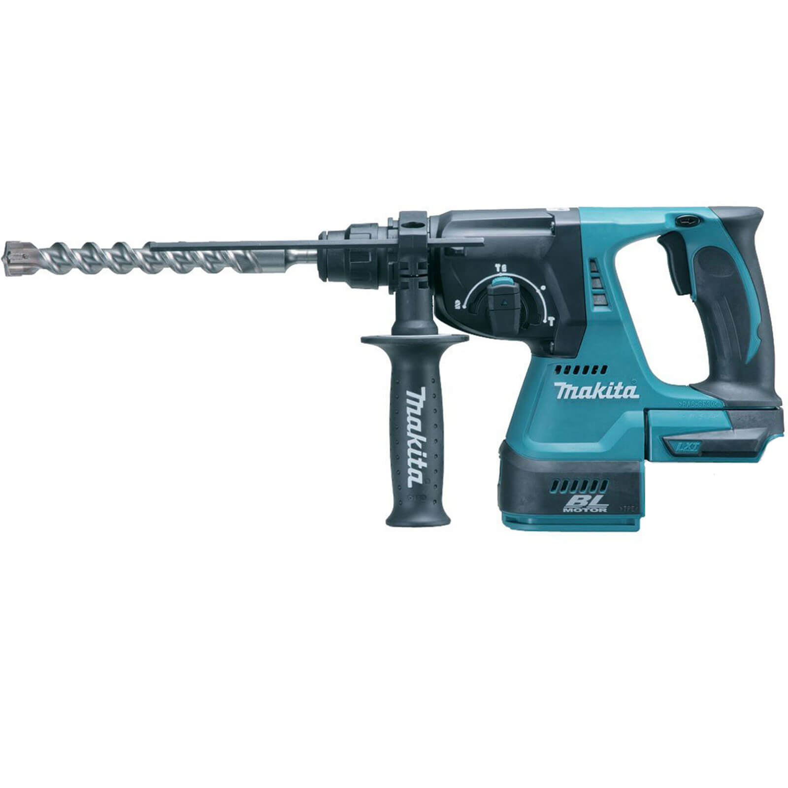 Image of Makita DHR242Z 18v Cordless SDS Plus Rotary Hammer Drill without Battery or Charger