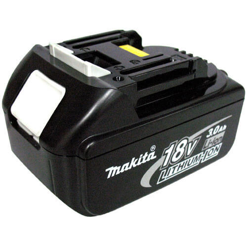 Image of Makita BL1830 18v Cordless Lithium Ion Battery 3ah for Makita Power Tools
