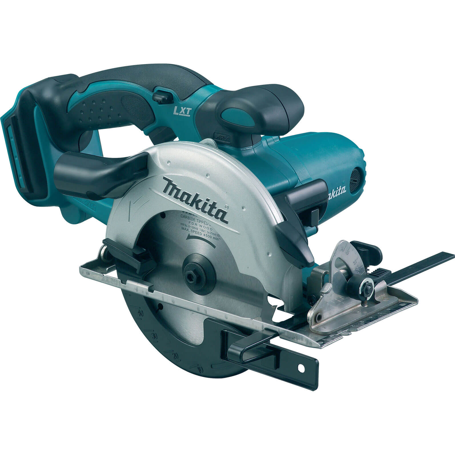 Image of Makita DSS501Z 18v Cordless Circular Saw 136mm Blade without Battery Or Charger