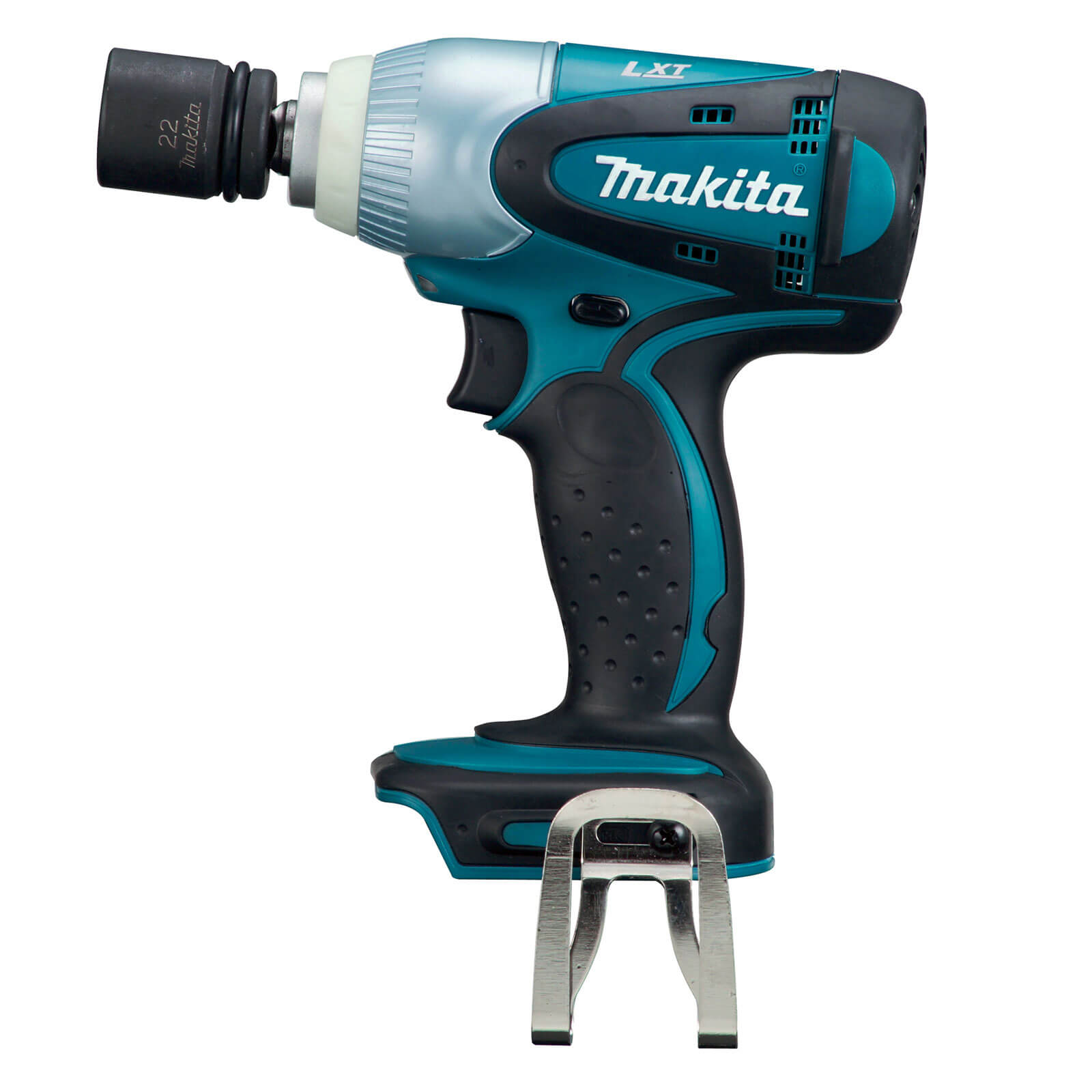 Image of Makita DTW251Z 18v Cordless Impact Wrench without Battery Or