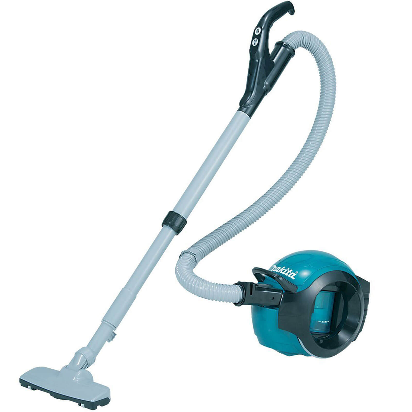 Image of Makita DCL500Z 18v Cordless Cyclone Vacuum Cleaner without Battery or Charger