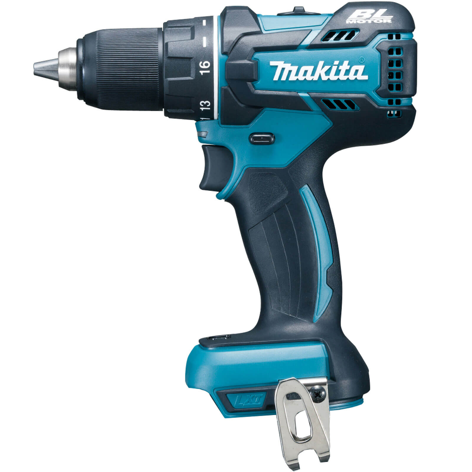Makita DDF480Z 18v Cordless XPT Drill Driver without Battery or Charger
