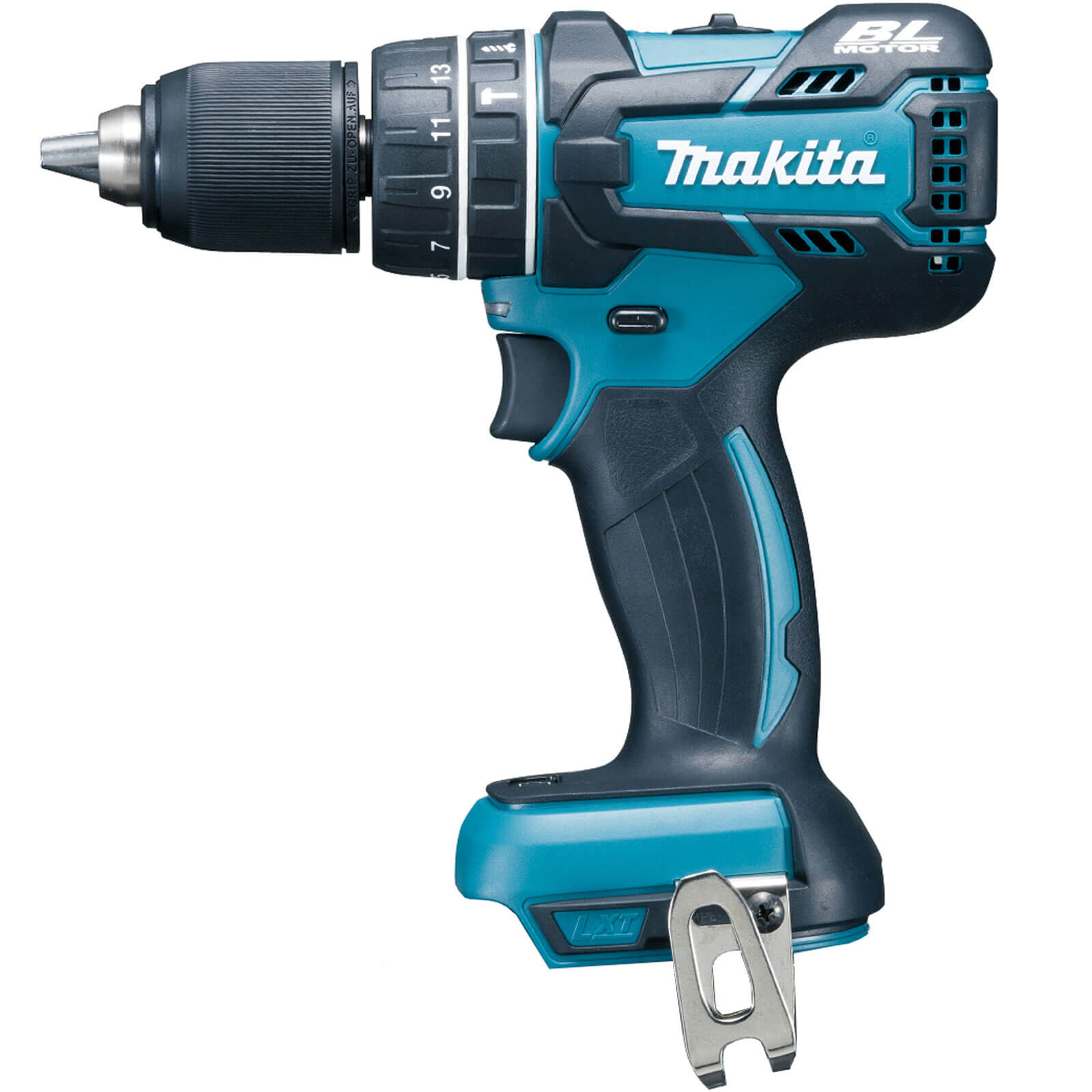 Makita DHP480Z 18v Cordless XPT Combi Drill without Battery or Charger