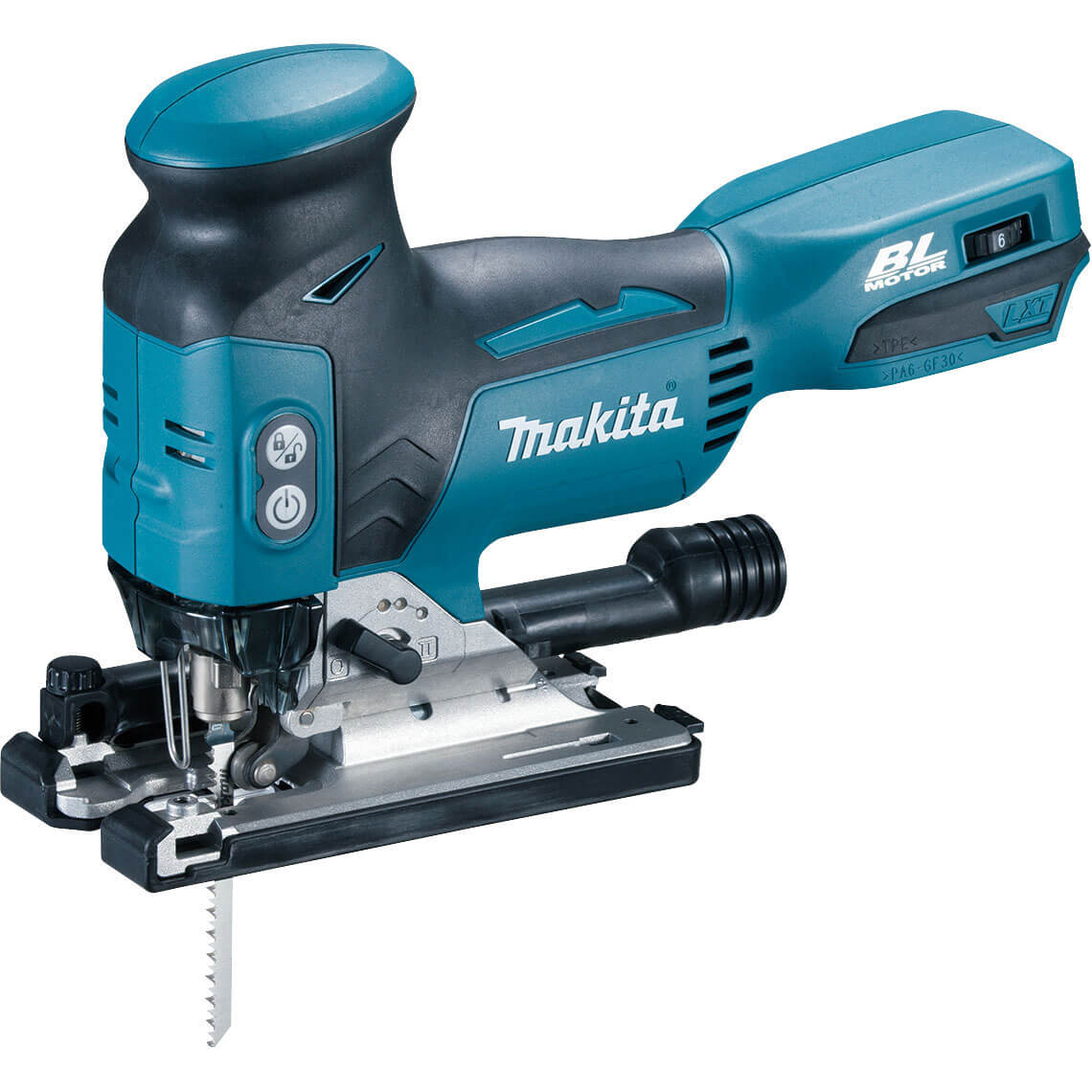 Image of Makita DJV181Z 18v Cordless LXT Brushless Jigsaw without Battery or Charger