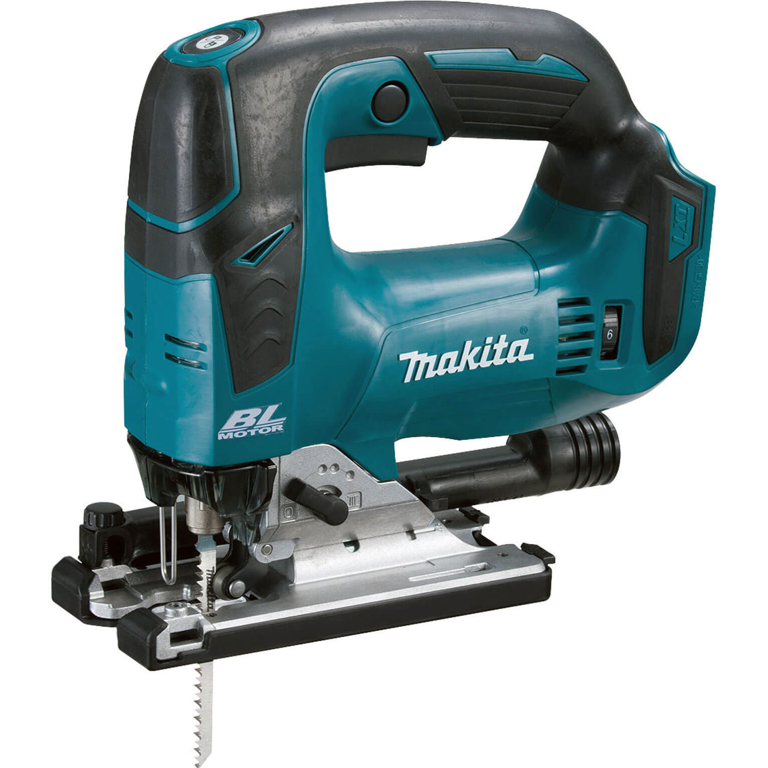 Image of Makita DJV182Z LXT 18v Brushless Cordless Jigsaw without Battery or Charger