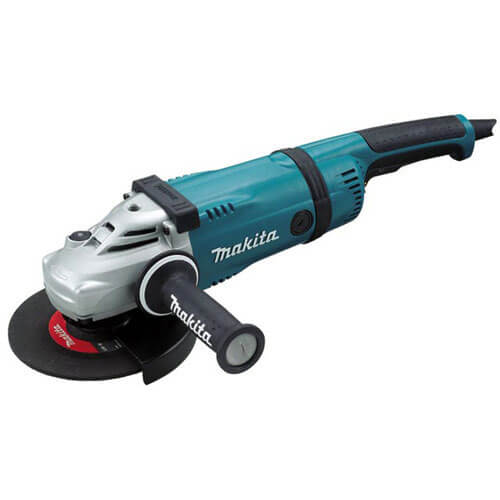 Makita GA9040S Angle Grinder with Soft Start 230mm Disc 2400w 240v