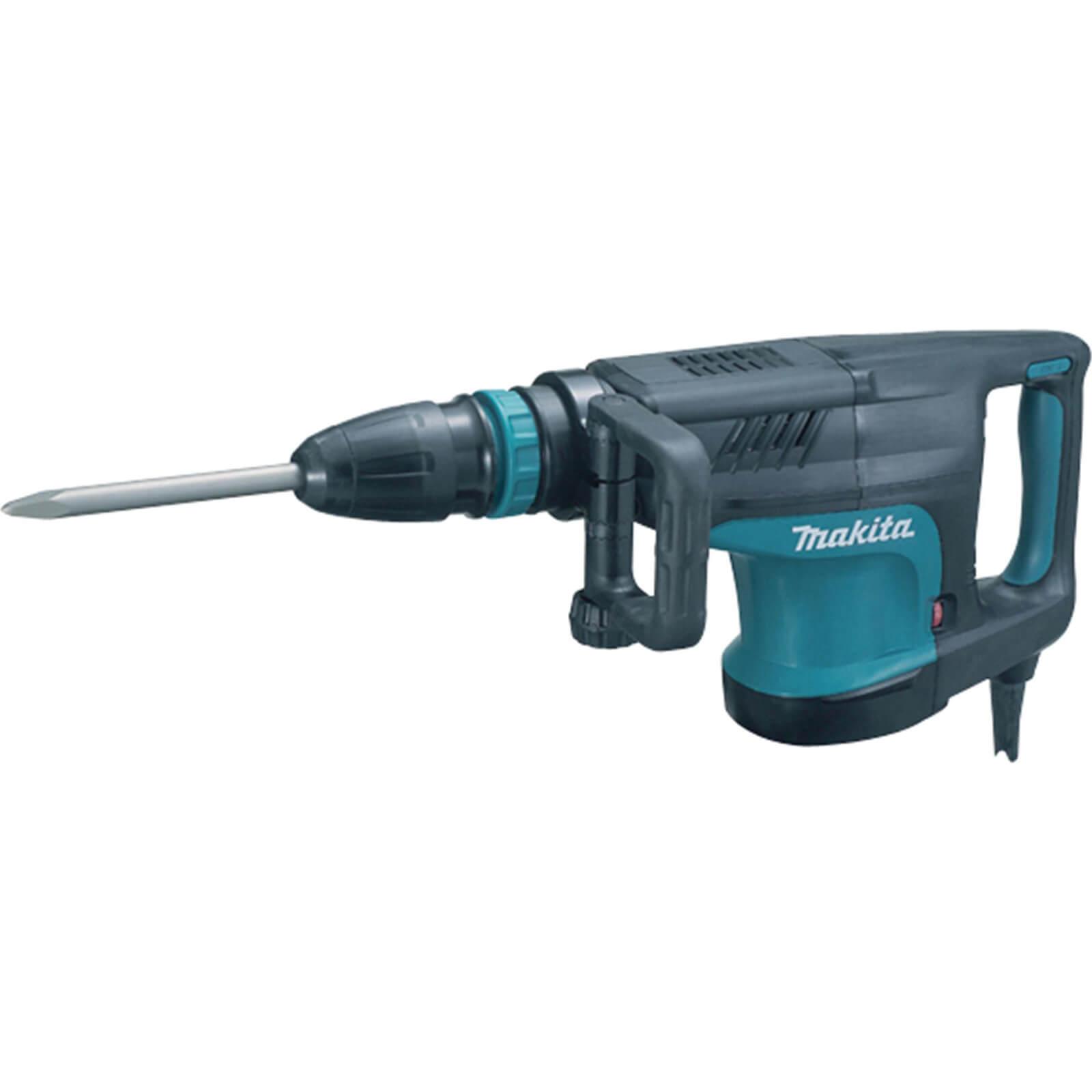 Image of Makita HM1213C AVT SDS Max Demolition Hammer Drill 1500w 110v