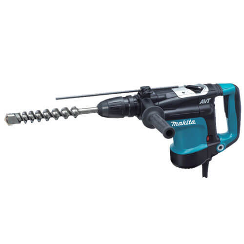 Makita HR4011C SDS Max AVT Rotary Demolition Hammer Drill 1100w 240v