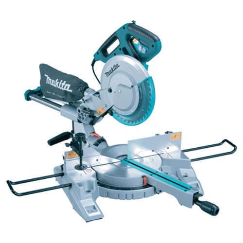 Makita LS1018L Slide Compound Mitre Saw + Laser 260mm Blade 1430w 240v
