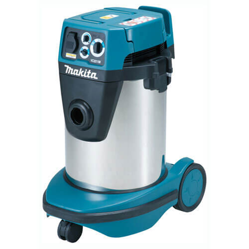 Image of Makita M Class Wet & Dry Dust Extractor 32L Tank 1050w 110v
