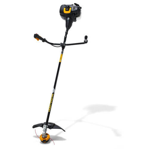 McCulloch B40 B ELITE Petrol Brush Cutter 430mm Cut Width with 40cc 2 Stroke Engine