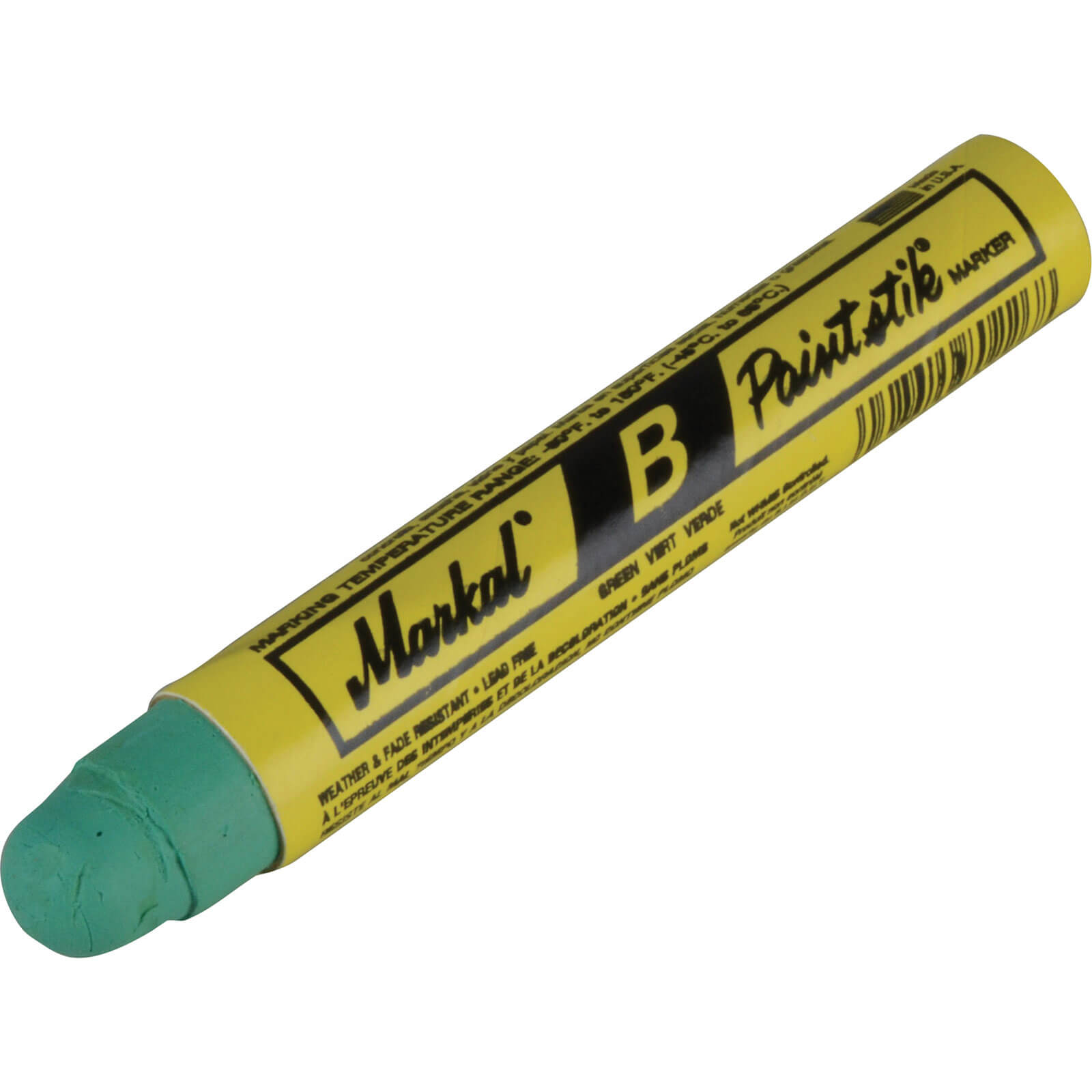 Markal Cold Surface Marker B Green