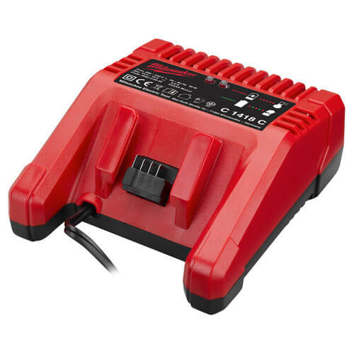 Milwaukee M14 18v Multi Charger For Lithium Ion Batteries