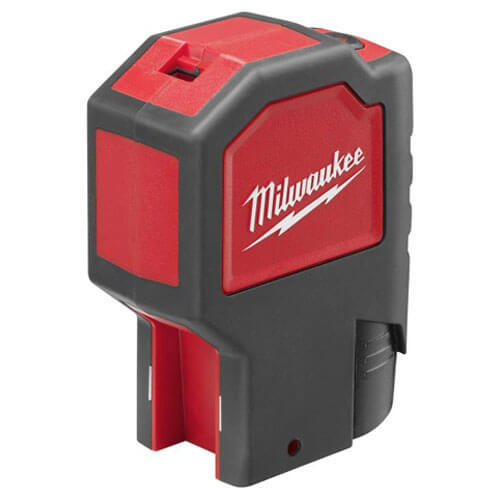 Milwaukee C12 BL20 12v Cordless Dot Self Leveling Box Laser Level without Battery or Charger