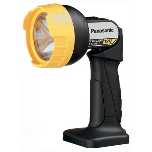 Panasonic EY3794B10 12v Cordless Torch Without Battery or Charger