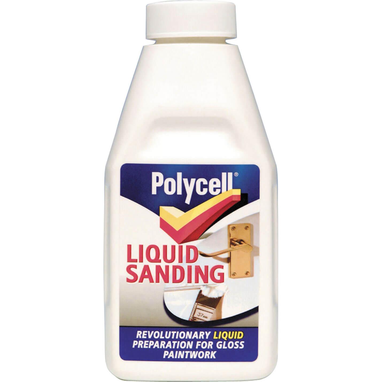 liquid sand paper