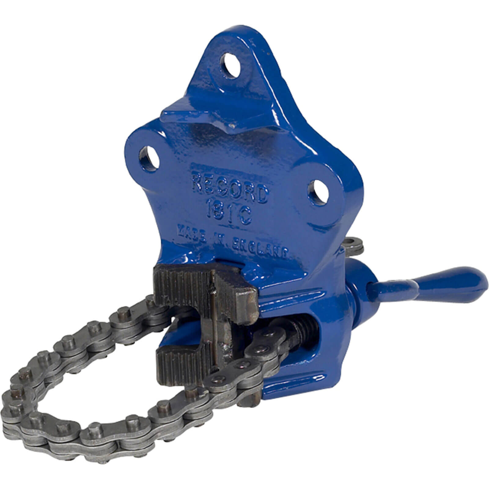 Irwin Record T181C Chain Pipe Vice 1/8