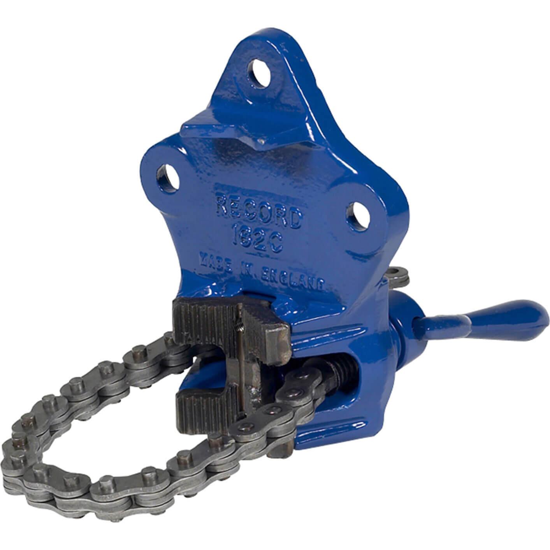 Irwin Record T182C Chain Pipe Vice 1/4