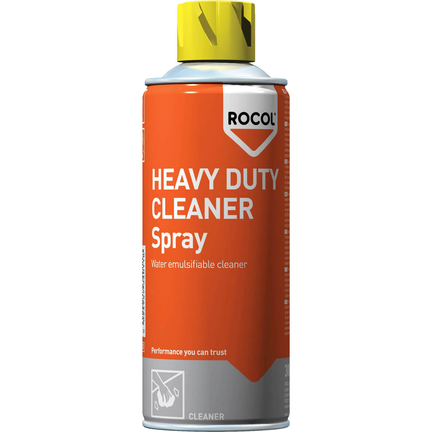 Image of Rocol 34011 Heavy Duty Cleaner Spray 300Ml