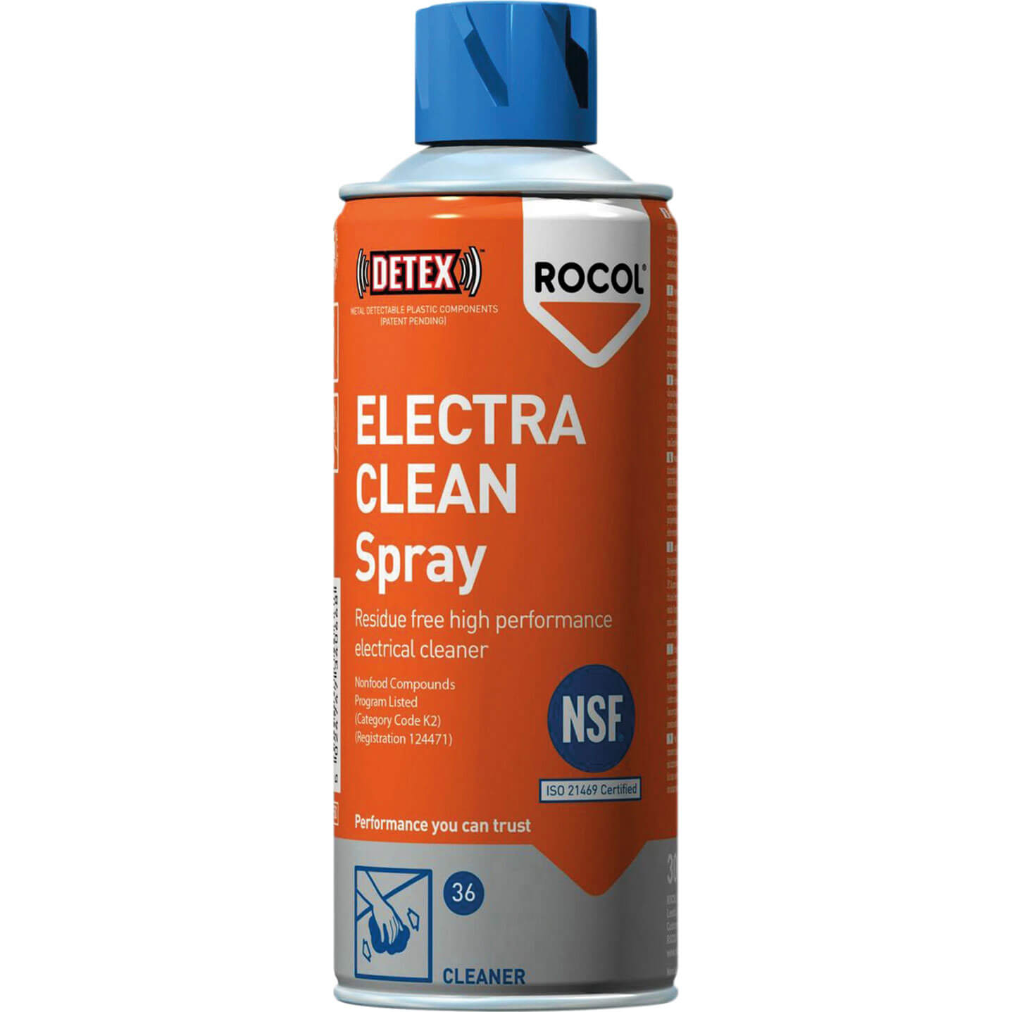 Image of Rocol Electra Clean Spray 300Ml
