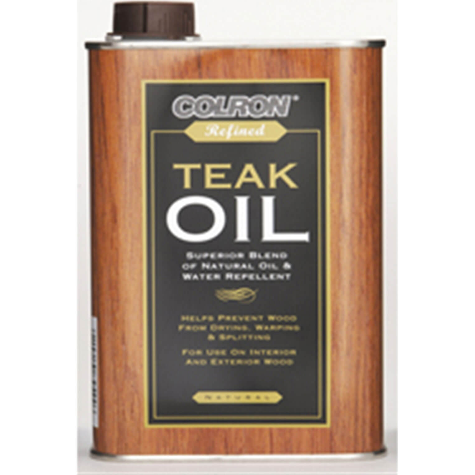 ronseal colron refined danish oil 500ml. Black Bedroom Furniture Sets. Home Design Ideas