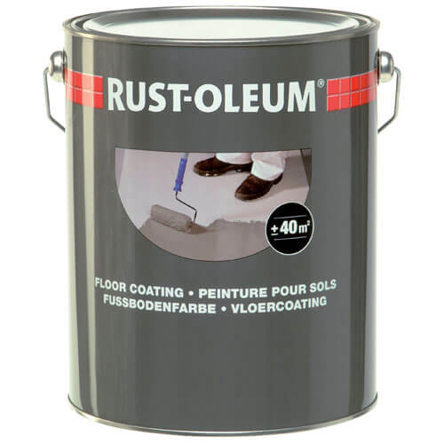 Rustoleum 7110 Floor Paint Transparent 750ml