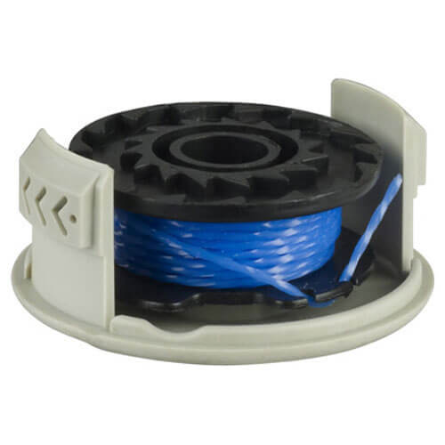 Ryobi Replacement Spool & Cover with 1.6mm Trimmer Line for RLT1830LI & OLT1831 Grass Trimmers
