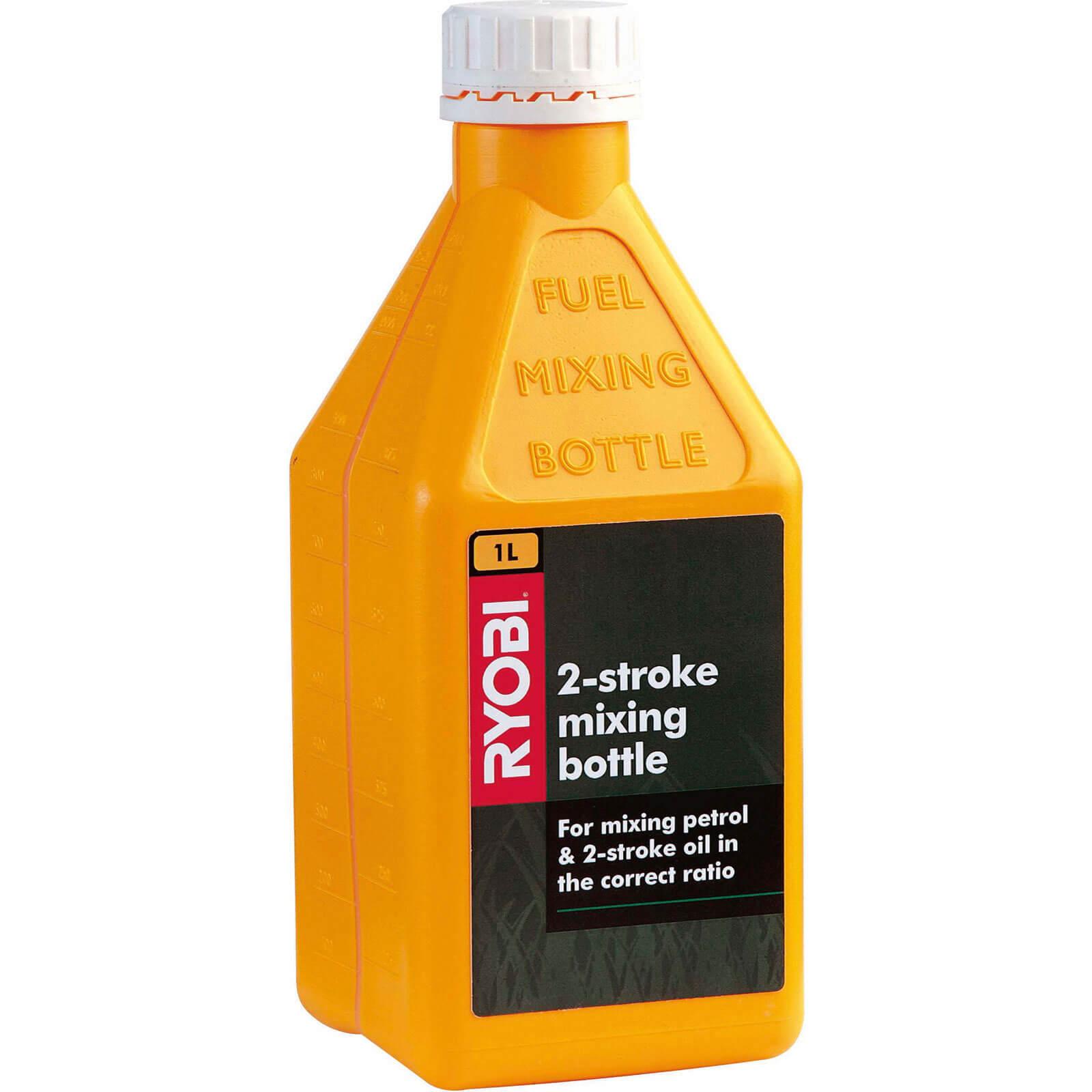Ryobi RGA001 2 Stroke Petrol / Oil Mixing Bottle