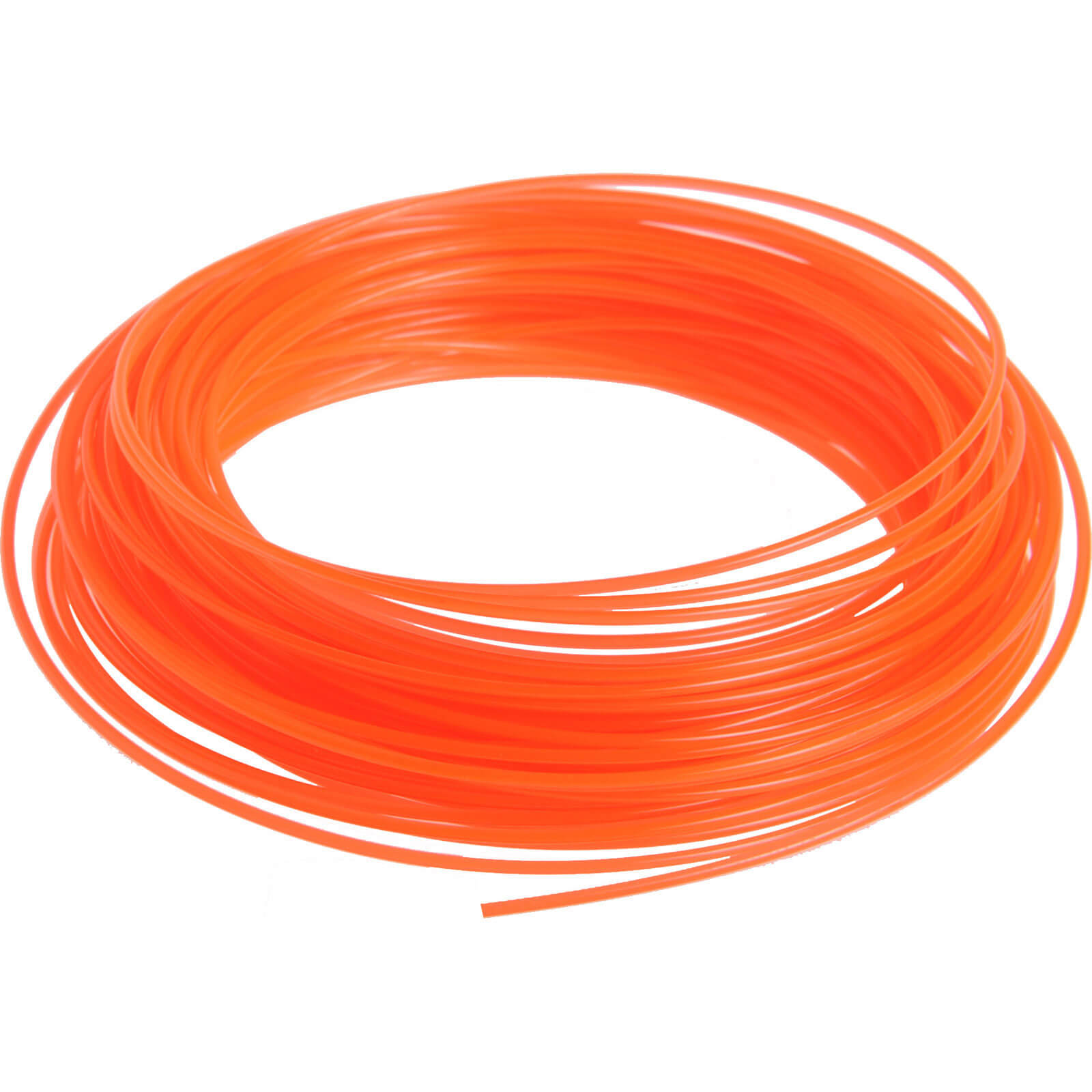Ryobi RAC100 15 Metre x 1.2mm Orange Cutting Line for Electric Grass Trimmers