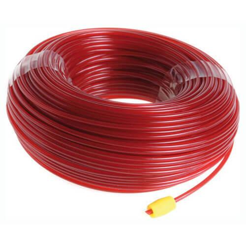 Ryobi RAC105 50m x 2.4mm Red Nylon Cutting Line for Grass Trimmers